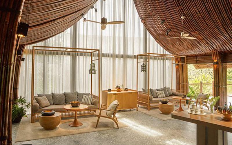 Sofa đẹp sang trọng cho InterContinental Phu Quoc Long Beach Resort
