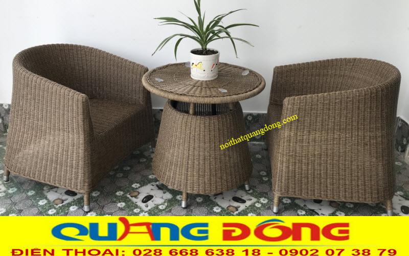 Mẫu bàn 2 ghế