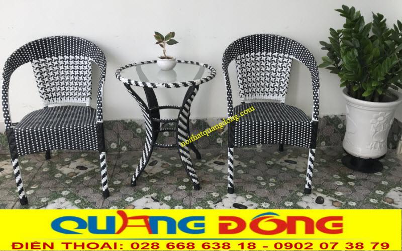 Mẫu ghế cho ban công