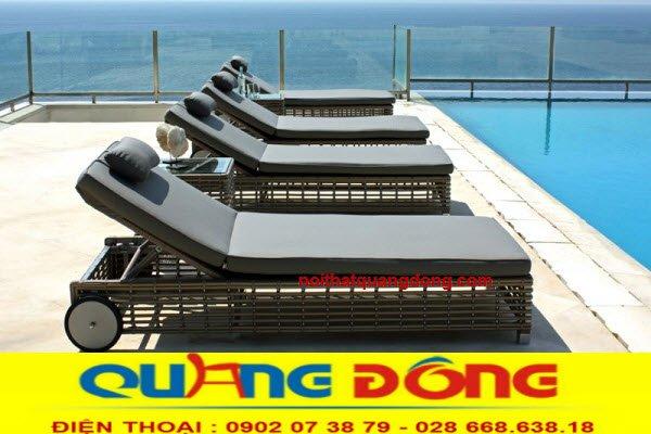 Ghế hồ bơi QD - 583
