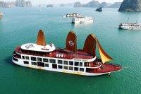 Vinh dự là nhà cung cấp ghế hồ bơi cho tàu du lịch Hoàng Đế Du Thuyền Hạ Long.