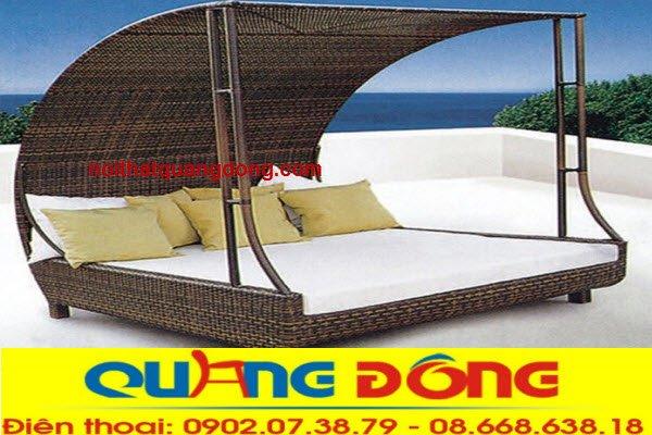 Giường tắm nắng QD - 526
