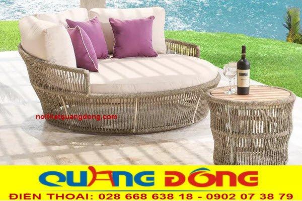 Giường tắm nắng QD - 531