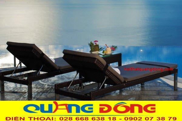 Ghế hồ bơi QD - 1244