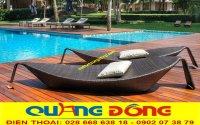 Có nến sử dụng ghế hồ bơi giả mây cho bãi biển hay không?