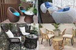 Top mẫu bàn ghế dùng cho ban công ngoài trời sân vườn đẹp